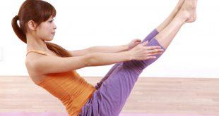 صورة تخلصي من الوزن الزائد باسهل تمارين اليوغا ،تمارين يوغا للتنحيف