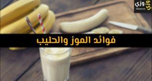 صورة تعرف على الفائده الصحيه لخلط الموز باللبن مع التمر،فوائد عصير الموز بالحليب والتمر