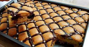 اسعدي اطفالك بانواع مختلفة من الكيكة الهشة بمكونات بسيطة ،كيكات سهلة التحضير