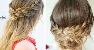 اجعلي شكل شعرك جميل بطرق بسيطة ،تسريحات للشعر بسيطة وسهلة
