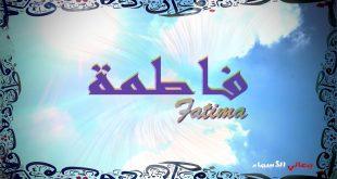 صورة ما هو المقصود باسم فاطمه وصفاته ,معنى اسم فاطمة في اللغة العربية 5881 3 310x165